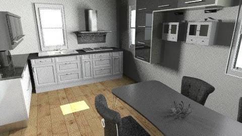 Vimal Kitchen - Minimal - Kitchen  - by Gowtham