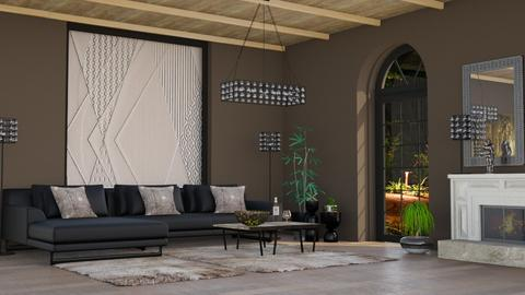 M_Wall art - Living room  - by milyca8