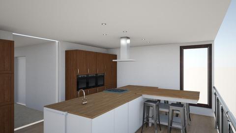 Galerie - Modern - Kitchen - by afries