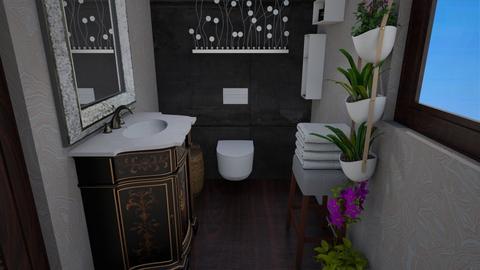 toilet - Bathroom  - by steker2344