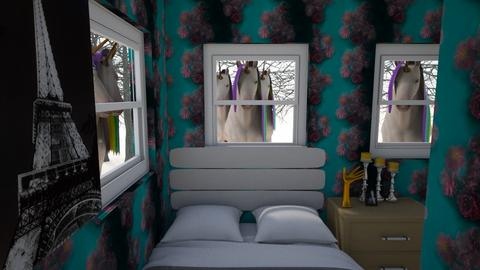 british hotel - Kids room  - by Ethan1970