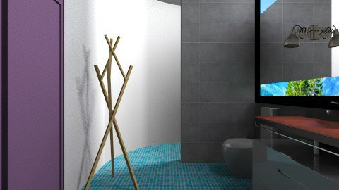 ColourWash Shower - Modern - Bathroom  - by 3rdfloor