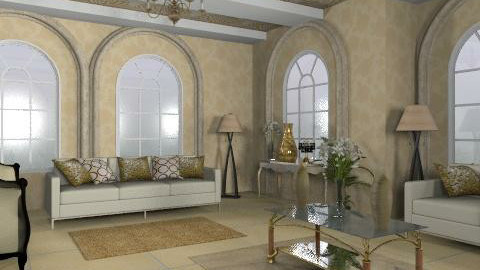 trees villa - Glamour - by trees designs