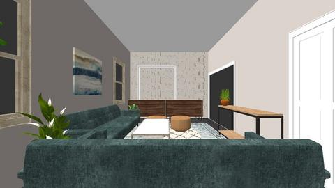 1225 Grove Living Room - Living room - by catquirk