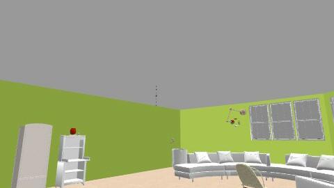 modern nursery for JJC and INC - Modern - Kids room  - by SelenaMariaGomez