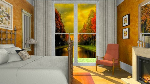 somewhere bedroom_e_ - Bedroom  - by _Taz_