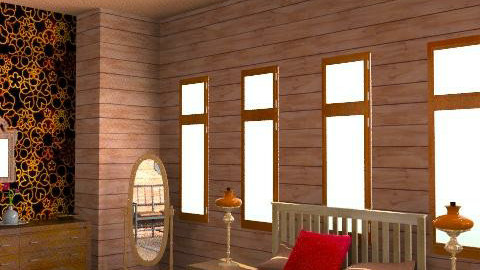 Rusty 2 - Rustic - Bedroom  - by Berringer