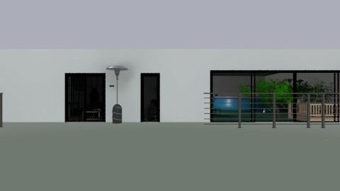 Mi casa - Retro - by Jimenazam