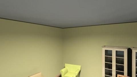 salon - Vintage - Living room  - by lidia esther