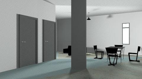 ida - Living room - by idadada82