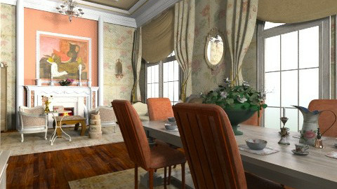 Country Estate - Classic - by PomBom