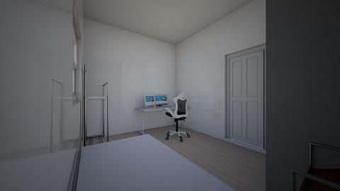 Mit Drommevaerelse 2 - Modern - Bedroom  - by Darth_DicZZ