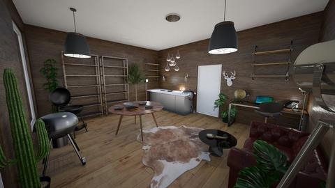 sumo store - Office  - by charliemalm