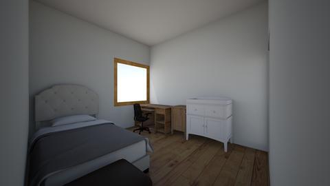 z - Bedroom - by AdamD16