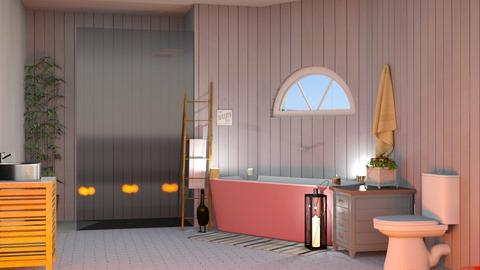 Pastel Bathroom - Bathroom  - by tinydancer2792