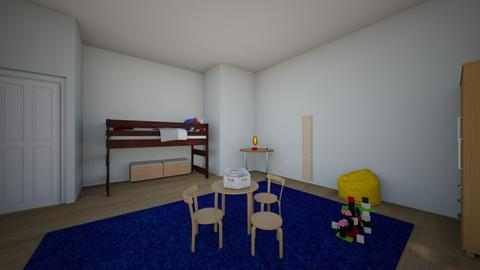 kids room 2 - Kids room  - by jetaya1234