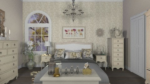 Antique - Classic - Bedroom  - by deleted_1566988695_Saharasaraharas