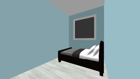 Habitacion - Bedroom  - by davidroldan