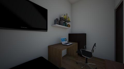 Cuarto gamer - Living room  - by david117