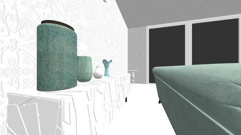 Matcha - Vintage - Living room  - by diep2