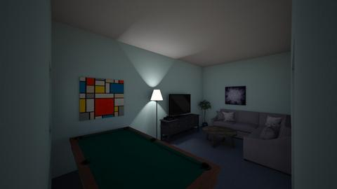 Living Room - Living room  - by MarcusR_12