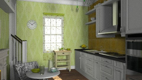 My Torosay kitchen - Classic - Kitchen  - by alleypea