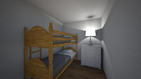 modulo 1 - Bedroom - by david1415