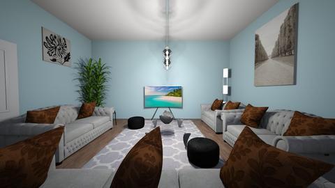 Vintage living room - by roaneyo