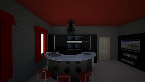 modern4 - Kitchen  - by Gabika0620