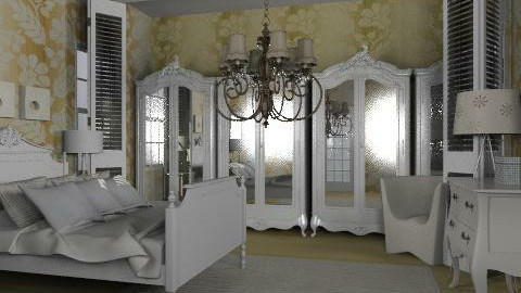 royal 2 - Classic - Bedroom  - by trees designs