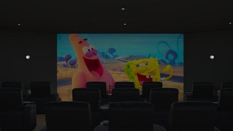 Theater - Modern - by Boo Boo Boo