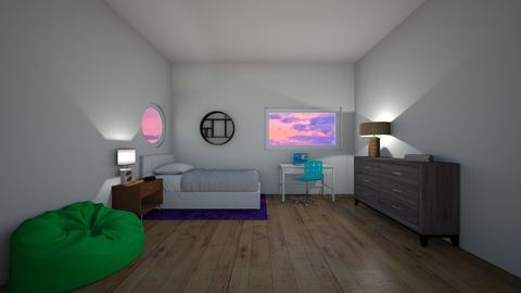 Small Bedroom - Bedroom  - by designgirl59