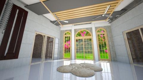 TTT - Modern - Living room - by EgbMohammad