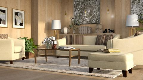 585 - Modern - Living room  - by Claudia Correia