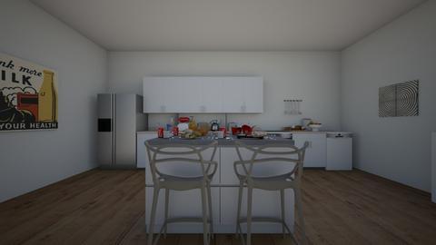 kitchen - Kitchen  - by Bluelover200
