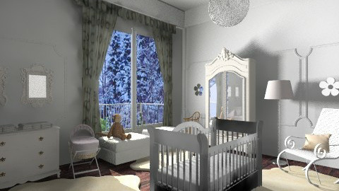 sweet - Modern - Kids room  - by lamzoi