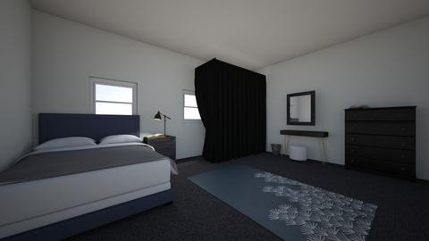 My Dream Master bedroom - Glamour - Bedroom  - by rilla08