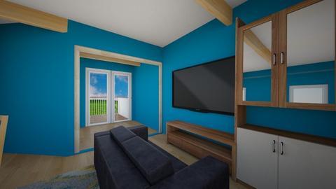 trial - Living room  - by sus_boii_mc