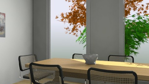 f. pinto - Modern - Dining room - by MoiraManning