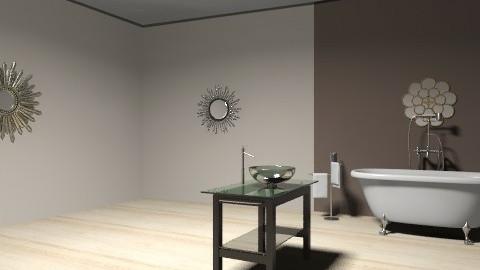 toryiiiiiiio\ - Rustic - Bathroom  - by jdillon