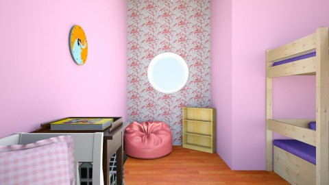 My Dream Room - Modern - Kids room  - by Libbi Parsons