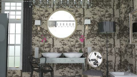 butiqe - Eclectic - Bathroom  - by mannu