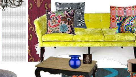 Bohemian Chic Living - Eclectic - Living room - by mydeco Insider