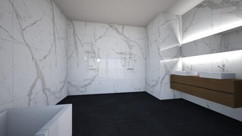 my bathroom - Bathroom  - by Amy Robberts