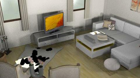 yeni ev salon4 - Country - Living room  - by pupa_yelken_k_rca