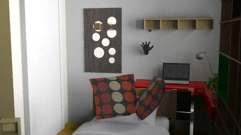 Cotswolds Study/Sleep 3 - Eclectic - Office - by lamin_agatha