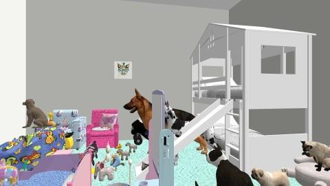 katyas room house - Minimal - Living room  - by Katya Sweet