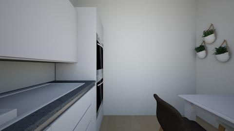 Kitchen - Minimal - Kitchen  - by Veres Andrea Cristina