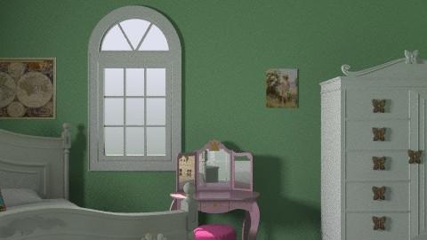 Bellz Room - Eclectic - Kids room  - by Sollybel