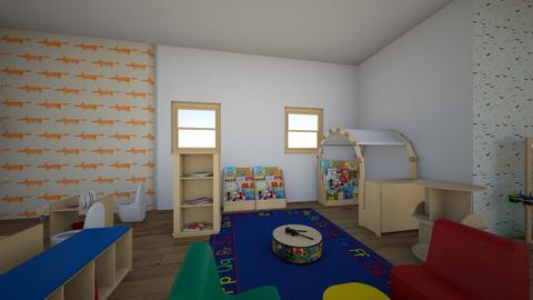 Bright Ones Child Care - Kids room - by RJGPEWEQNTBNFKRCYZERNHZEGYLFKPY